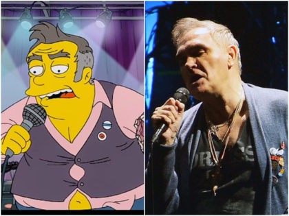 Morrissey's Manager Rips 'The Simpsons' After Show Lampoons the Rocker in 'Hurtful and Racist' Episode