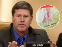 Exclusive — 'House of Prostitution': Democrat Ron Kind's Building Housing Massage Parlor Was Previously Busted by Law Enforcement