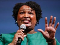 Stacey Abrams Group Urges Hollywood: Don't Boycott Georgia, 'Stay and Fight'