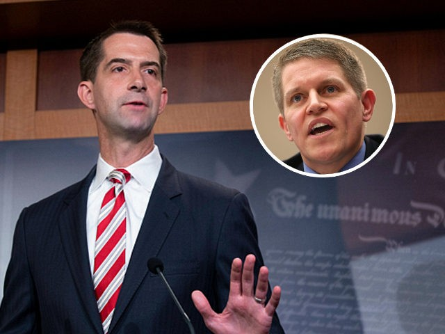 Exclusive – Sen. Tom Cotton: Gun Grabbing Biden Nominee David Chipman Is Unfit to Lead ATF