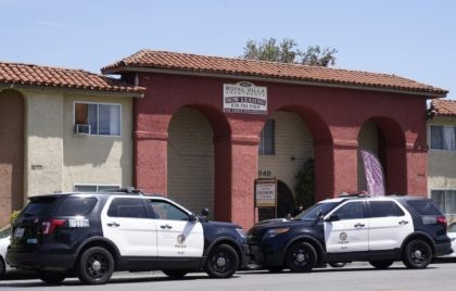 Coroner identifies 3 young siblings killed in Los Angeles