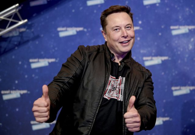 In this Tuesday, Dec. 1, 2020 file photo, SpaceX owner and Tesla CEO Elon Musk arrives on the red carpet for the Axel Springer media award, in Berlin, Germany. Technology mogul Elon Musk has a lined up a new gig in addition to his jobs as CEO of electric car …