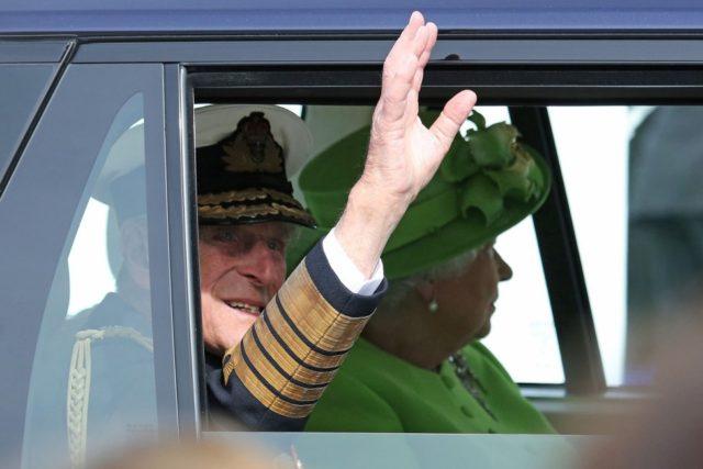 William, Harry to walk apart at Prince Philip's funeral in Britain Saturday