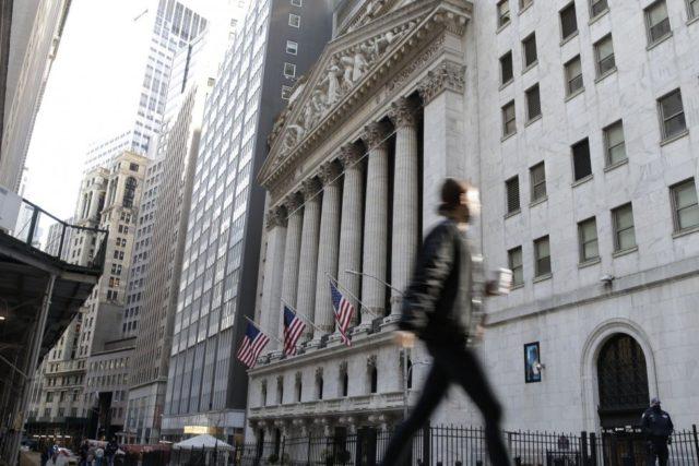 Dow Jones falls 321 points amid report of capital gains tax hike
