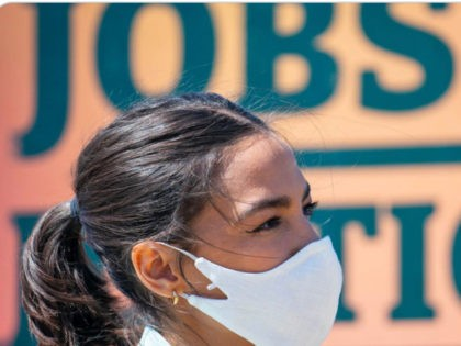 AOC: $10B Taxpayer-Funded Climate Change Corps Would Create 1.5M Jobs