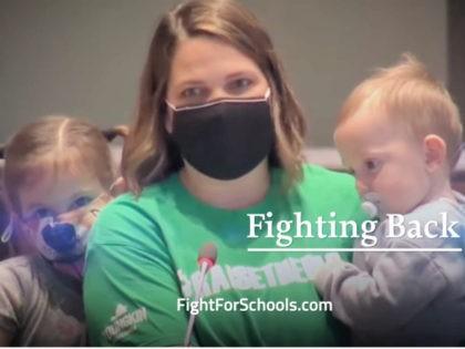 Ad- Fighting Back Against VA School Board