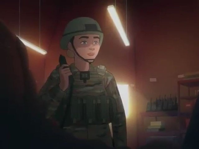 Army recruitment ad