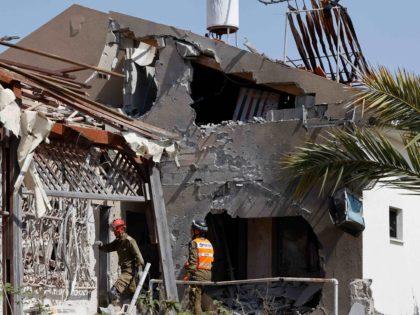 Ashkelon rockets (Jack Guez / AFP / Getty)