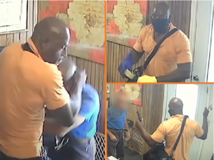 GRAPHIC VIDEO: Texas Auto Dealer Beaten with Crowbar by Alleged Armed Robber