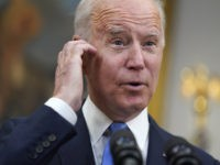 Joe Biden Warns of Fuel Supply 'Hiccups': 'Don't Get More Gas Than You Need'