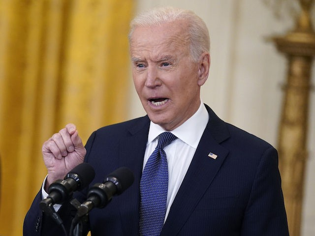 Joe Biden Proposes More Education Spending to Solve Gas Shortage