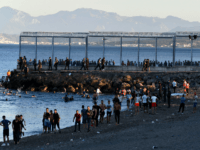 At Least 5,000 Illegal Migrants Break Into Spain in One Day