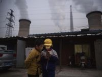 Report: China's Greenhouse Gas Emissions Exceed All Other Developed Nations Combined