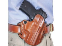Proud to Be American: DeSantis Speed Scabbard Leather Holster