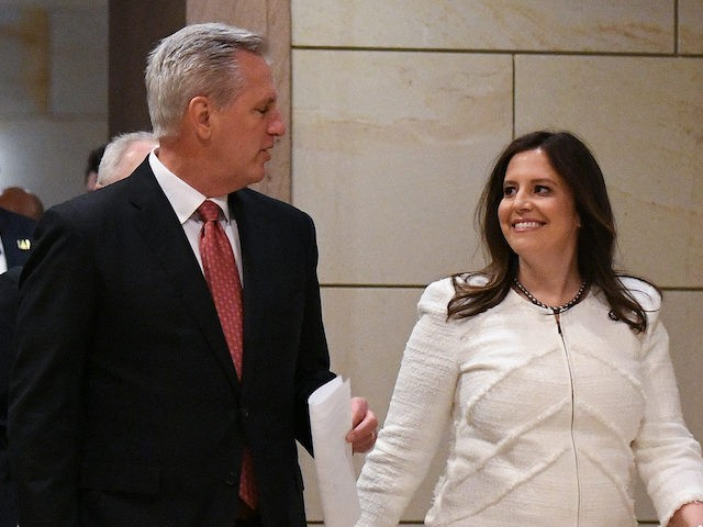 Blowout: Elise Stefanik Elected GOP Conference Chair, Replaces Liz Cheney