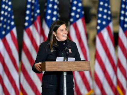 Elise Stefanik Promises to 'Stand Shoulder to Shoulder' as Conference Chair with Republicans to Take Back House Majority
