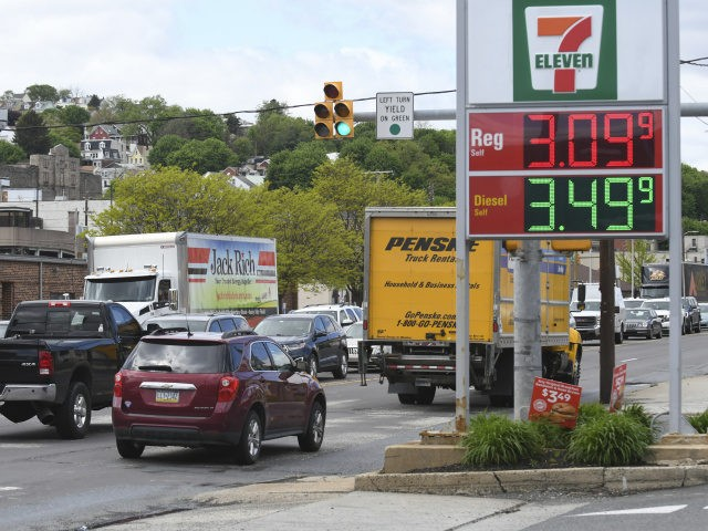 Gas Pricers, Inflation