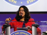 Rashida Tlaib Calls for BDS, Compares Israel to Apartheid