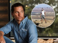Science Fail: Matthew McConaughey Mocked After Sharing Photograph of Himself Masked, Alone, in Middle of Nowhere