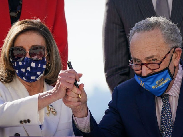 32 House Republicans Demand Pelosi, Schumer Reopen U.S. Capitol to the Public