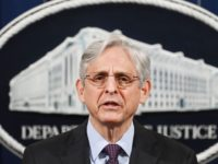 Garland: DOJ Budget Includes $85M Increase to Fight Domestic Terrorism