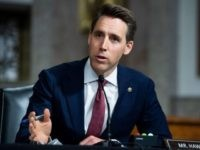 Exclusive — Sen. Josh Hawley: Break Up Big Tech Monopolies to Protect Free Market