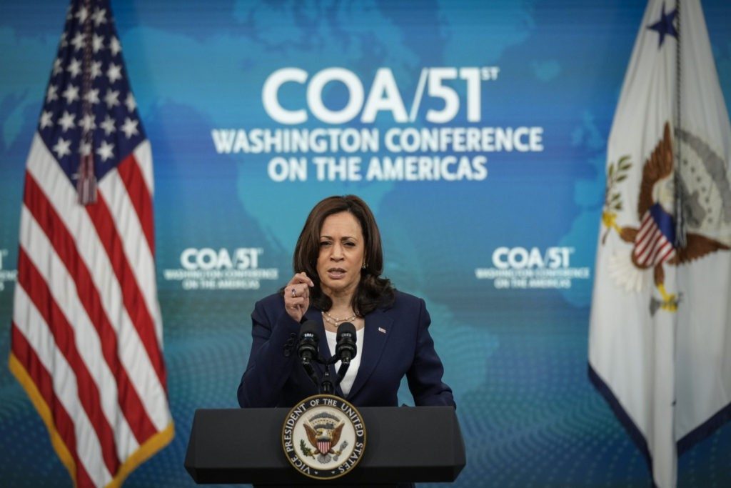 GettyImages-1232684996-1024x683 Kamala Harris: Latin America Needs 'Climate Adaption' to End Border Crisis Politics Top Stories [your]NEWS