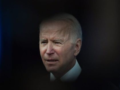 Joe Biden to Reporters: 'I'm Not Supposed to' Answer Your Questions
