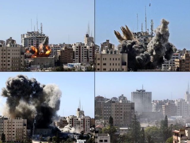 White House Tells Israel Journalists' Security Is Paramount After Forces Destroyed Media Building Where Hamas 'Placed Military Assets'