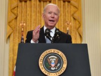 Joe Biden Announces Global 'Arsenal of Vaccines' to Fight Coronavirus Around the World