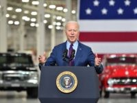 Biden in Michigan Ignores Record Allowing China to Buy Up American Electric Vehicle Industry