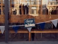 10 Per Cent of British Restaurants Closed Down for Good During Lockdown