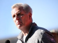 Kevin McCarthy Opposes Bad-Faith January 6 Commission