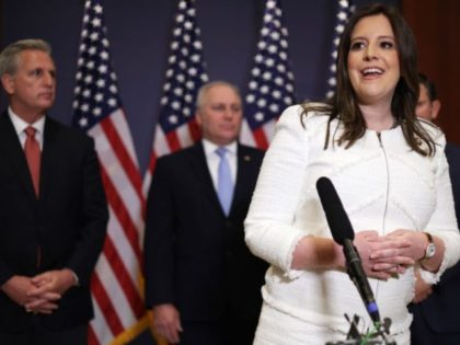 Elise Stefanik: Americans are 'Suffering Under the Far-Left Radical Socialist Policies' of Joe Biden and Nancy Pelosi