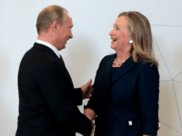 Hillary Alleges 'Russian Involvement' In Brexit