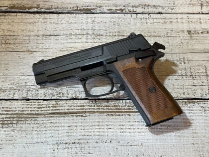 The Bernardelli P-018 9mm Italian police pistol is a rare but extremely dependable firearm than can be found in the U.S. with some diligent searching.