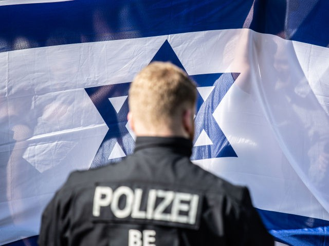 More Israeli Flag Burnings in Germany, Thousands Protest in Italy and Chant 'Allahu Akbar'