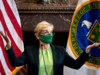 Energy Secretary Granholm on Pipeline Crisis: Drive an Electric Car