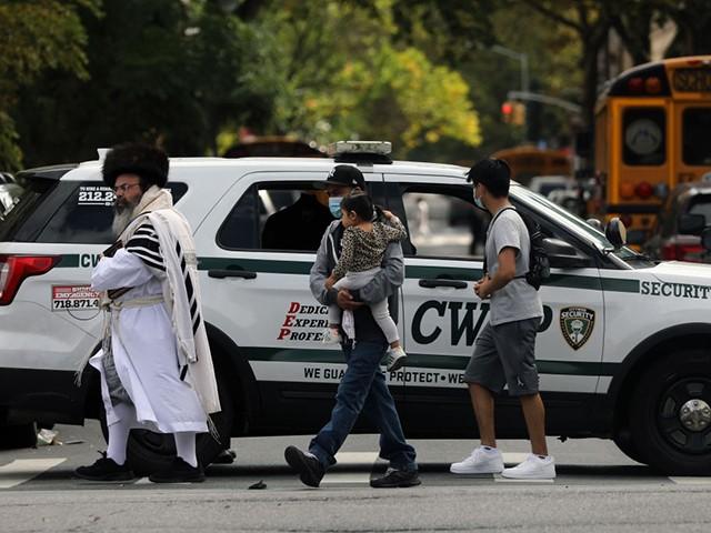 Nolte: Hate Crimes Explode 73% in Democrat-Run New York City