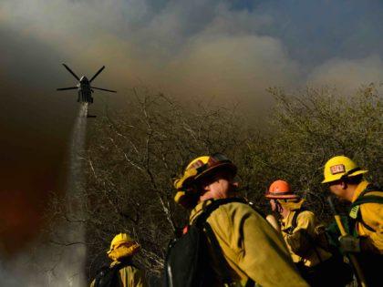 L.A. Fire Department Palisades fire (Patrick T. Fallon / AFP / Getty)