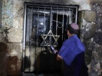Arab Rioters Torch Synagogue in Lod as Israel's Leaders Urge Calm