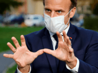 Macron Accuses 'the Anglo-Saxons' in UK and U.S. of Hoarding Vaccines