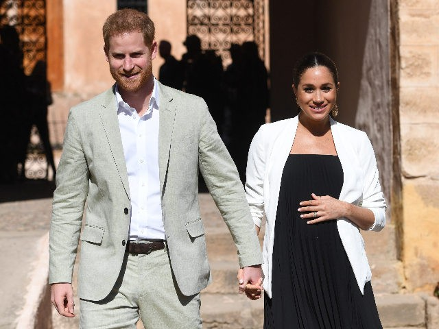 Meghan Markle Reportedly Won't Have a Baby Shower Because 'There Is Too Much Strife in the World' Right Now