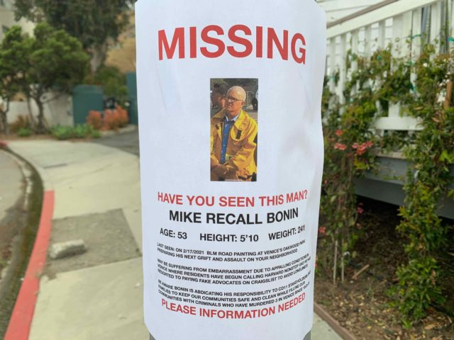 L.A. Residents Demand Recall of Council Member Mike Bonin over Homeless Beach Plan