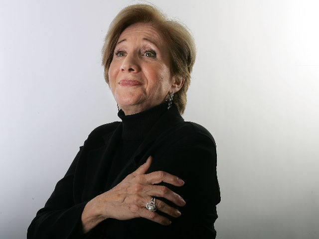 """TORONTO - SEPTEMBER 11: Actress Olympia Dukakis of the film """"Away From Her"""" poses for portraits in the Chanel Celebrity Suite at the Four Season hotel during the Toronto International Film Festival on September 11, 2006 in Toronto, Canada. (Photo by Carlo Allegri/Getty Images)"""
