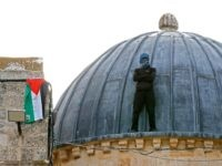 Report: Palestinians Stockpiled 'Slabs, Stones, and Fireworks' at Al-Aqsa Mosque