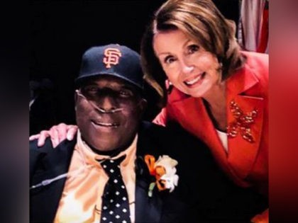Nancy Pelosi Screws Up Attempt to Honor Willie Mays with Photo of Wrong Baseball Player