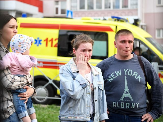 Teen Kills at Least Nine Eighth Graders in Russian School Shooting
