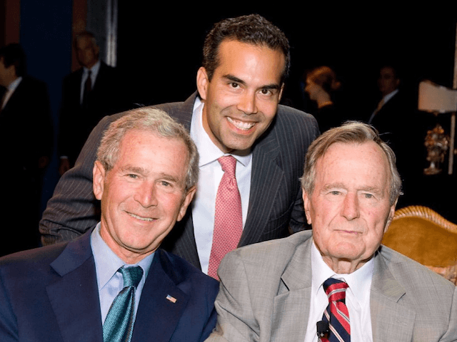 Here's to my two favorite Presidents. I am grateful for their service to this incredible country and for the opportunity to have learned from them. #PresidentsDay