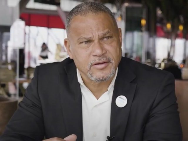 EXCLUSIVE: NYC Republican Mayoral Candidate Fernando Mateo Responds to Times Square Shooting — 'Radical Left Democrats Made NYC Dangerous'